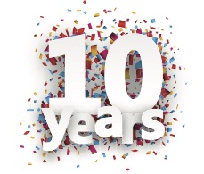 Celebrating 10 years of Experiential Learning!